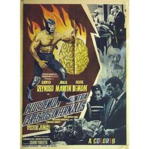 Blue Demon vs The Infernal Brains (1968)