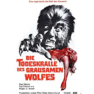 Die Todeskralle Des Grausamen Wolfes (Spanish Language Version) (1973)