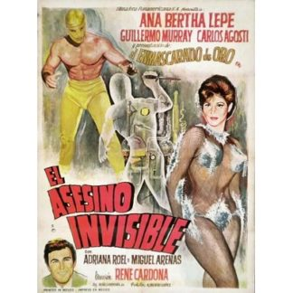 EL Asesino Invisible (1965)
