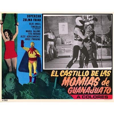 Castle Of The Mummies Of Guanajuato (1973)