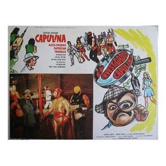 EL Investigador Capulina (1975)