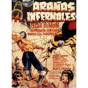 Aranas Infernales (1968)