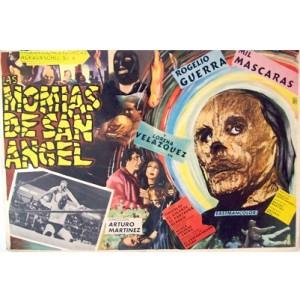 Las Momias De San Angel (1975)