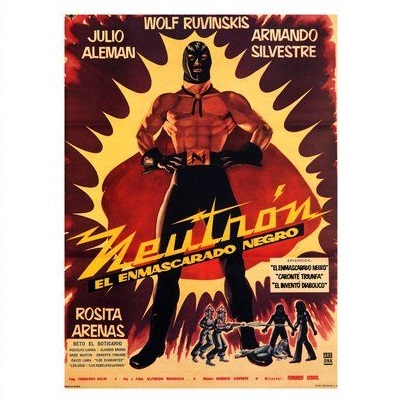 Neutron And The Black Mask (1960)
