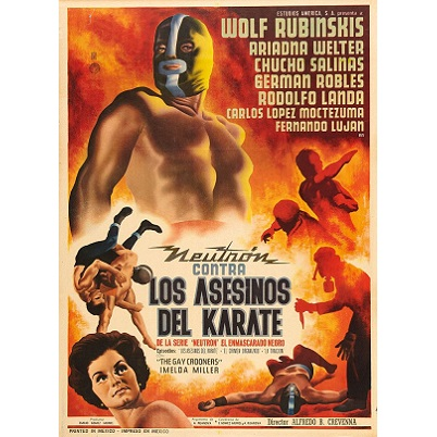 Neutron vs The Karate Killers (1965)