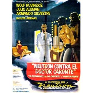 Neutron vs The Amazing Dr Caronte (1963)