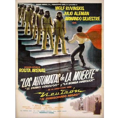 Neutron vs The Death Robots (1962)