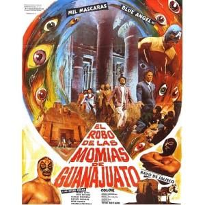 EL Robo De Las Momias De Guanajuato (1972)