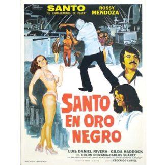 Santo In Black Gold (1977)