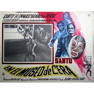 Santo In The Wax Museum (English Language Version) (1963)