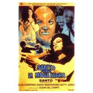 Santo Contra La Magia Negra (1973)