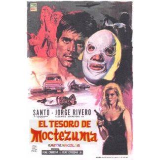 Santo In The Treasure Of Moctezuma (1968)