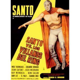 Santo Contra Los Villanos Del Ring (1968)
