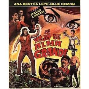 The Son Of Alma Grande (1976)