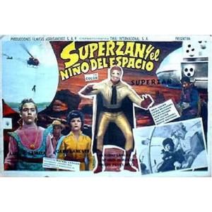 Superzan Y El Nino Del Espacio (1973)