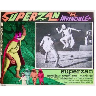 Superzan EL Invencible (1971)