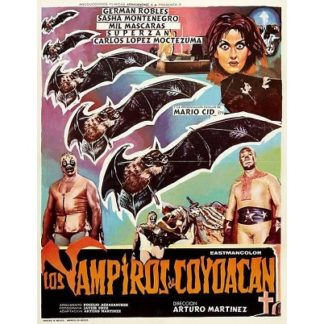 The Vampires Of Coyoacan (1974)