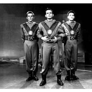 Tom Corbett, Space Cadet (1950-55)