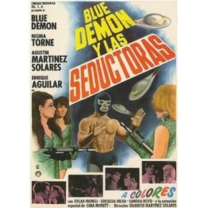 Blue Demon Contra Las Invasoras (1969)