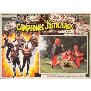 The Champions Of Justice (1971)