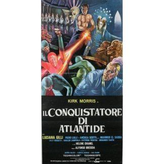The Conqueror Of Atlantis (1965)