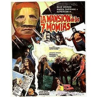The Mansion Of The Seven Mummies (1977)