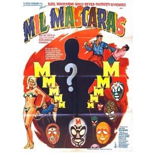 Mil Mascaras (1969)