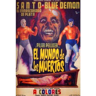 Santo Y Blue Demon En El Mundo De Los Muertos (1970)