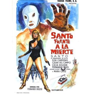 Santo Faces Death (1969)