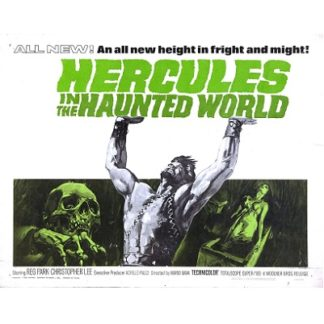 Hercules In The Haunted World (1961)