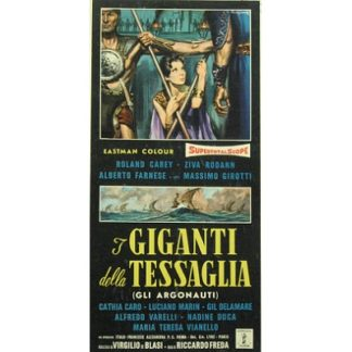 Giants Of Thessaly (1960)