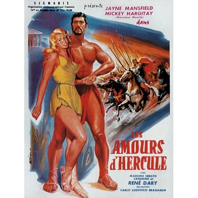 Hercules vs The Hydra (1960)