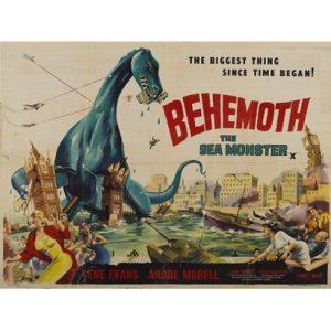Behemoth The Sea Monster (1959)