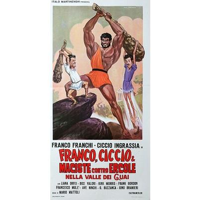Maciste Against Hercules In The Vale Of Woe (1961)