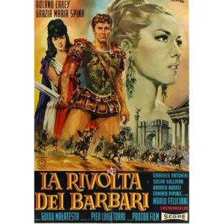 Revolt Of The Barbarians (1964)