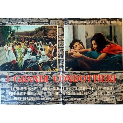 Samson And Gideon (1965)