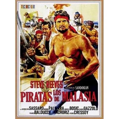Sandokan: Pirate Of Malaysia (1964)