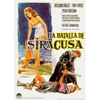 L'assedio Di Syracuse (1960)