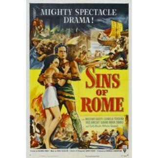 Sins Of Rome (1953)