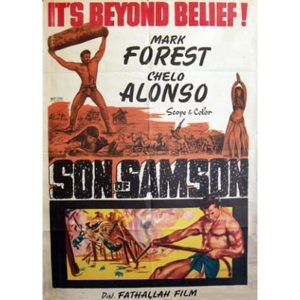 Son Of Samson (1960)