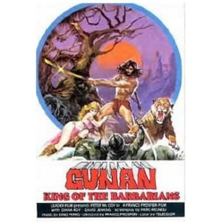 The Invincible Barbarian (1982)