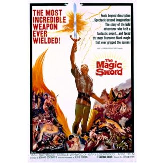 The Magic Sword (1962)