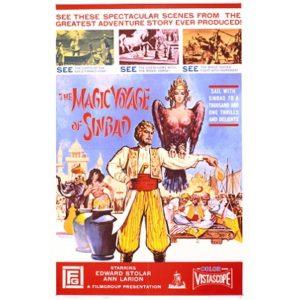 The Magic Voyage Of Sinbad (1953)