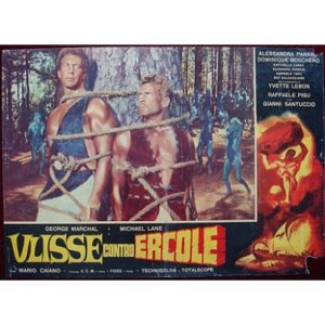 Ulysses Against The Son Of Hercules (1962)