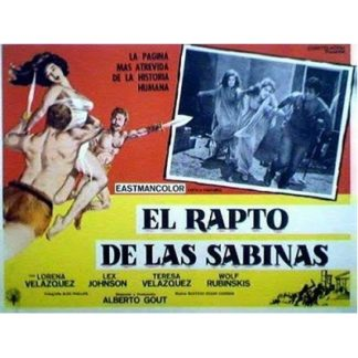 The Rape Of The Sabine Women (1962)