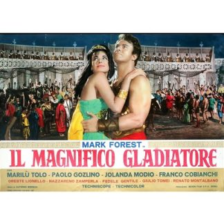 The Magnificent Gladiator (1964)