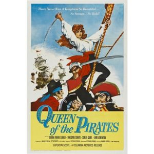 Queen Of The Pirates (1960)