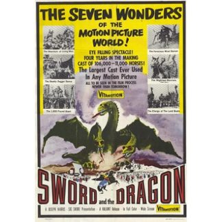 The Sword And The Dragon (1956)
