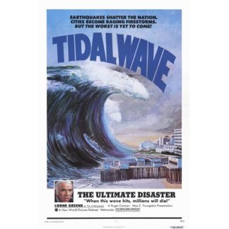Tidal Wave (English Language Version) (1975)