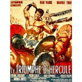 The Triumph Of Hercules (1964)